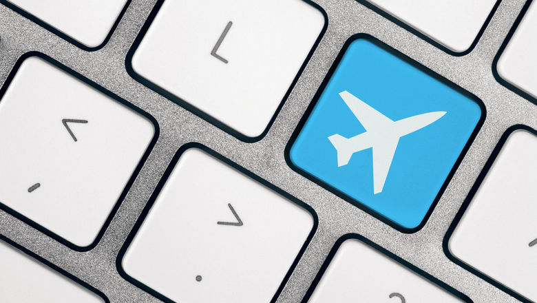 Online air booking
