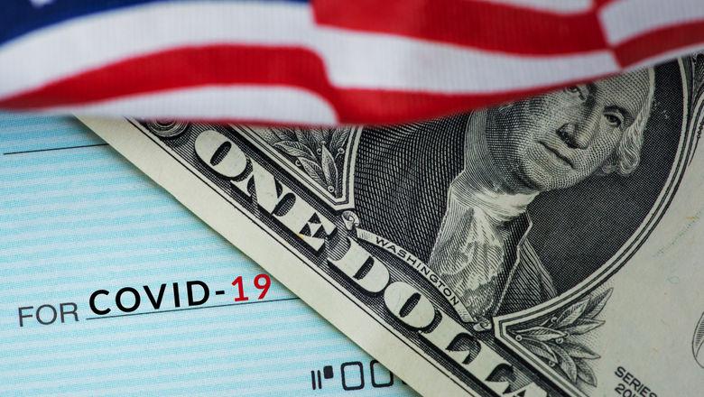 Covid relief bill stimulus [Credit: Rohane Hamilton/Shutterstock.com]