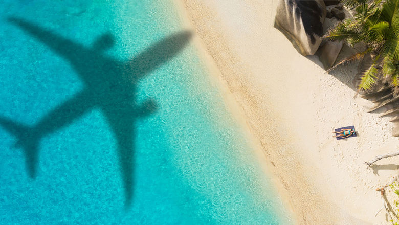 Airplane beach [Credit: Jag_cz/Shutterstock.com]