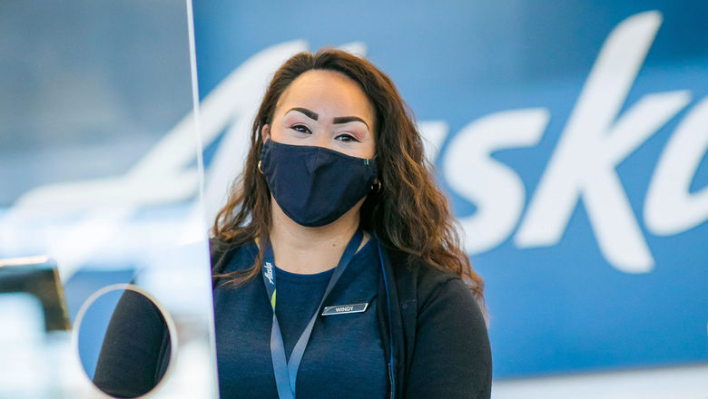 Alaska Airlines said it will pay vaccinated employees a $200 bonus.
