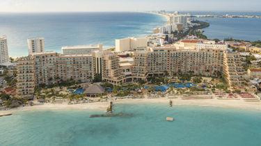 Grand Fiesta Americana Cancun All Inclusive Spa Resort