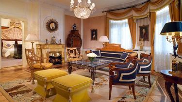Austria_Hotel Bristol Prince of Wales Suite