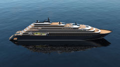 A peek at Ritz-Carlton Yacht Collection's Evrima