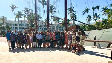 The Dominican Republic Welcomes  U.S. Travel Advisors
