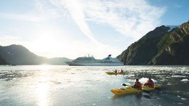 Seabourn Alaska