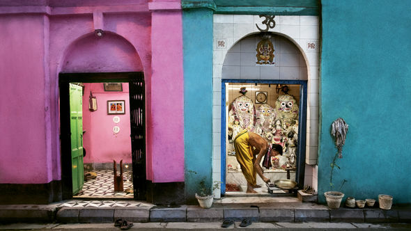 Picturing the world: Photographer Steve McCurry and Silversea's vision