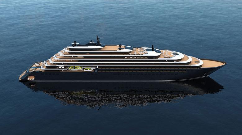 A peek at Ritz-Carlton Yacht Collection's Evrima