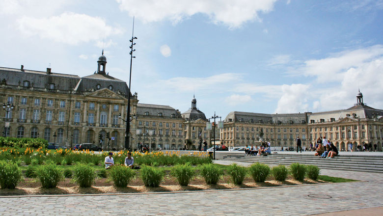Bordeaux is considered a gateway to some of France's most well-known wine regions.
