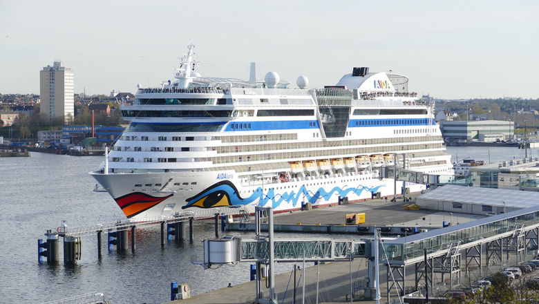 Aida has canceled its cruises in November.