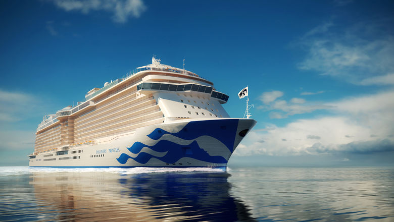New Princess ship to be called Discovery Princess