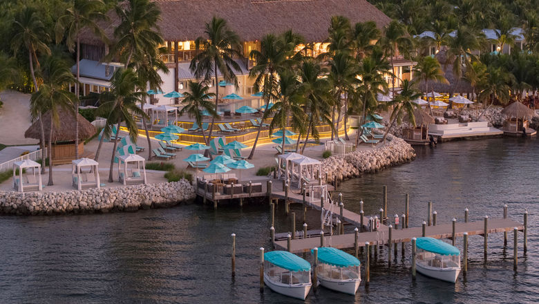 The Bungalows Key Largo recently underwent a renovation following a small fire.