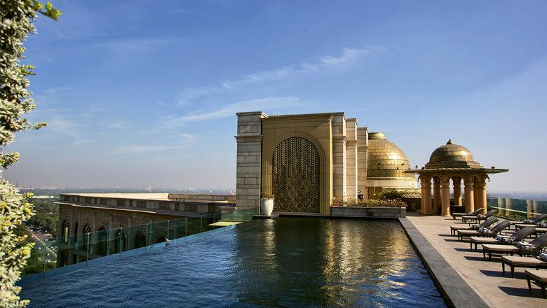 Two opulent oases temper vibrant din of Delhi