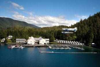 Waterfall Resort Alaska