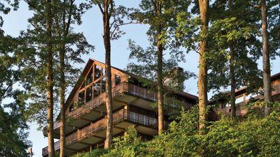 Burr Oak Lodge & Conference Center