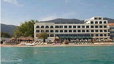 Hotel Cavaliere sur Plage