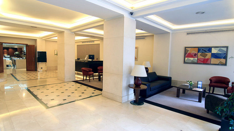 Hotel Balmoral Lobby