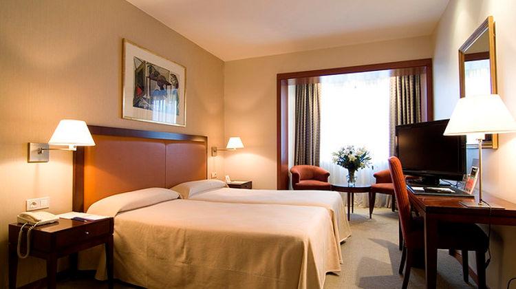 Hotel Balmoral Room