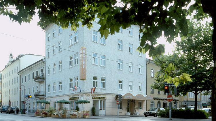 Hotel Vier Jahreszeiten Exterior