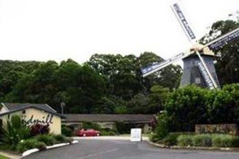 The Big Windmill Motor Lodge