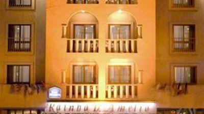 Hotel Rainha d'Amelia