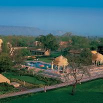 The Oberoi Rajvilas Hotel