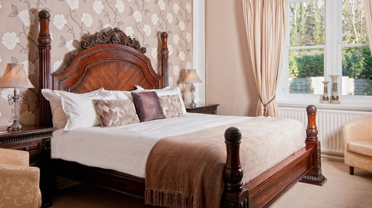 Bron Eifion Country House Hotel Room