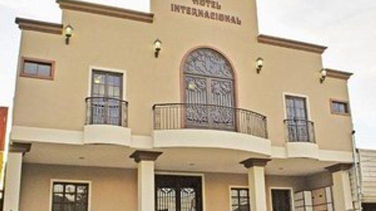 Hotel Internacional Managua Exterior