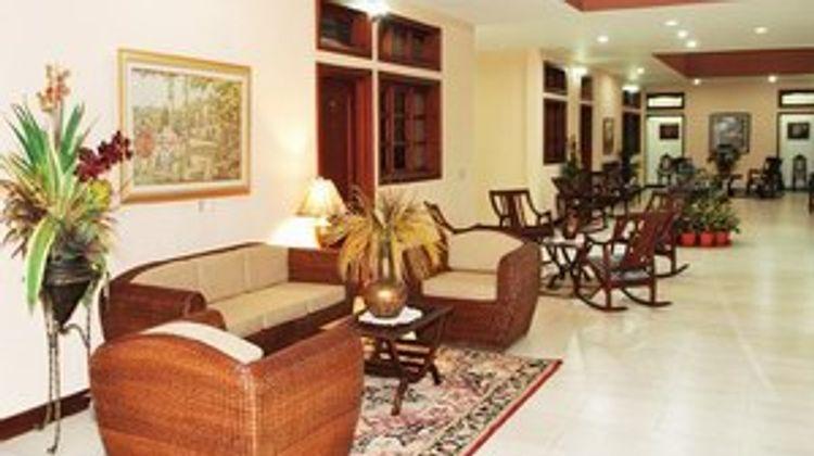 Hotel Internacional Managua Lobby