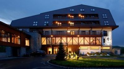 Wolf II Hotel - Touristic Resort Wolf