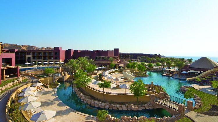 Moevenpick Resort & Spa Tala Bay Aqaba Exterior