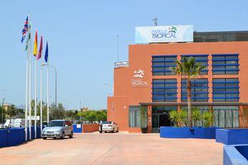 Parque Tropical Hotel Apartamentos