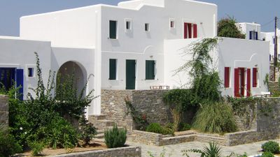 Chroma Paros Hotel