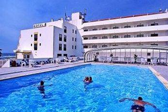 Hotel Cristal Vieira Praia