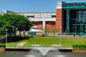 Hattiesburg Lake Terrace Convention Center