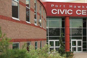 Port Hawkesbury Civic Centre