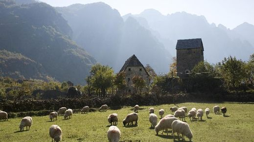Peshkopi, Albania