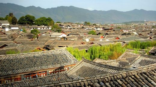 Lijiang City, China