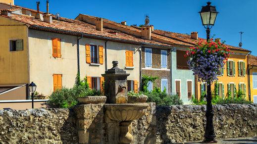 Moustiers-Ste-Marie, France