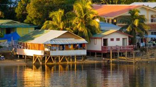 Roatan Island, Bay Islands, Honduras
