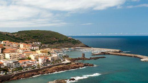 Castelsardo, Sardinia Island, Italy