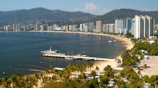 Acapulco, Guerrero, Mexico