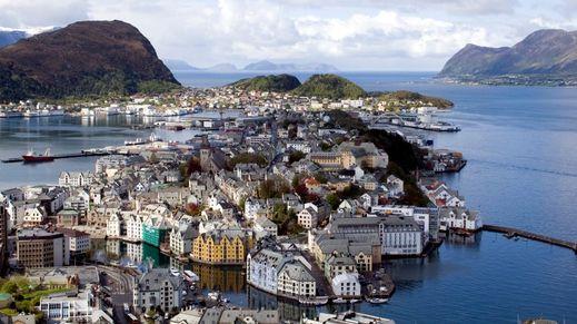 Aalesund, Norway