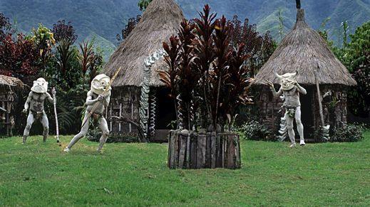 Asaro, Papua New Guinea