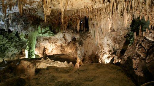 Carlsbad Caverns Natl Pk, New Mexico