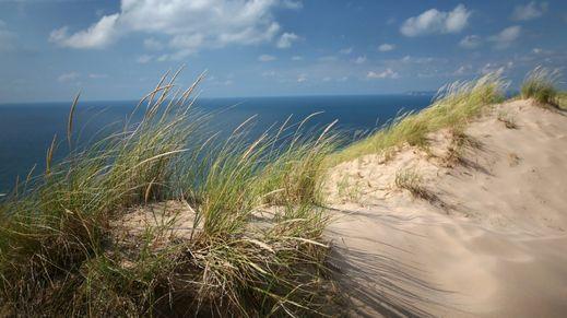 Sleeping Bear Dunes National Lakeshore, Michigan