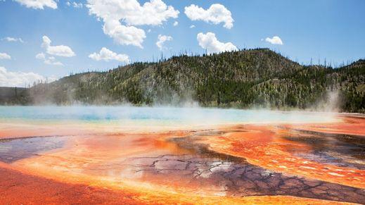 Yellowstone Natl Park, Wyoming