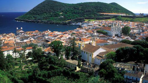 Angra do Heroismo, Terceira Is, Azores Islands, Portugal