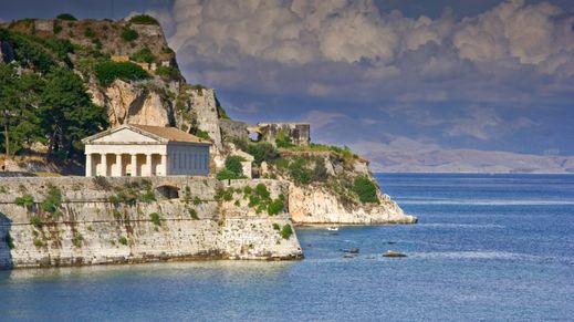 Corfu, Kerkyra Island, Ionian Islands, Greece