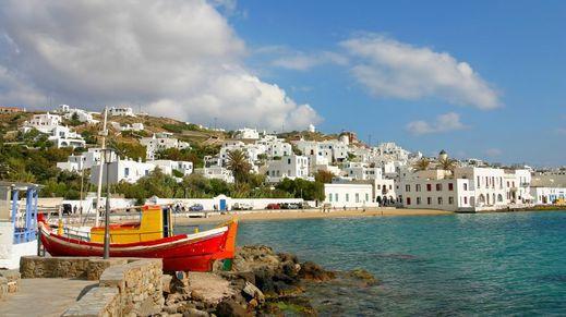 Mykonos, Mykonos Island, Cyclades Islands, Greece