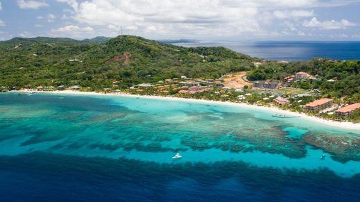 Roatan, Roatan Island, Bay Islands, Honduras